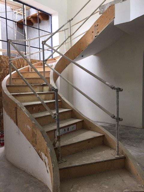 Silverleaf Grand Staircase