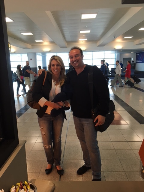 JFK airport for NY convention